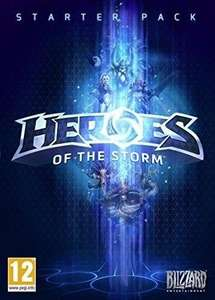 Heroes of the Storm - Starter Pack £4.49 (Argos eBay)