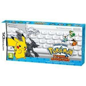 Learn with Pokemon Typing Adventure (DS / 3DS) with Nintendo Wireless Bluetooth Keyboard - £4.99 at Grainger Games (Back in stock online!)