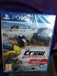 The Crew Wild Run £16.99 @ Argos