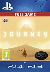 Journey (PS4/PS3 Cross-buy Download) £6.36 (Using code) @ Video Game Box