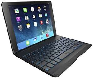 ZAGG iPad Air 1 or iPad Mini (1,2 or 3) Bluetooth keyboard case £21.98 @ Groupon