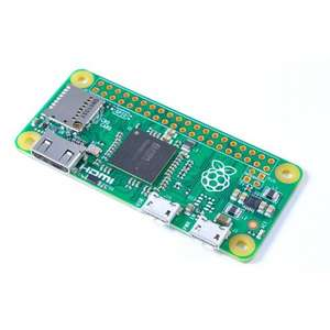 Raspberry Pi Zero Back in Stock! £4.25 (£2.50 P&P) @ Thepihut (Zero only , not the kit)