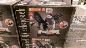 Scheppach Compound Mitre Saw £34 at tradepoint