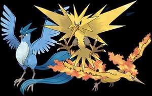 Free Articuno, Zapdos or Moltres Code for X/Y/OR/AS @ Smyths