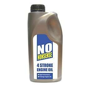 1 Litre No Nonsense 4 stroke lawnmower oil about half the price of most DIY stores £3.99 @ Screwfix