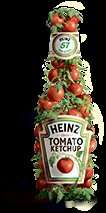 Free Tomato Seeds from Heinz (Set amount each day)