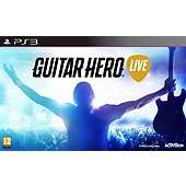 Half price on selected Guitar Hero (includes guitar) £37 @ Tesco