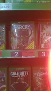 Far Cry Primal (PS4 and XBOX ONE) - £27.99 Sainsburys