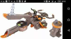 3x Ben 10 playset delivered for £8 rrp £29.99 each!! @ Tesco eBay outlet