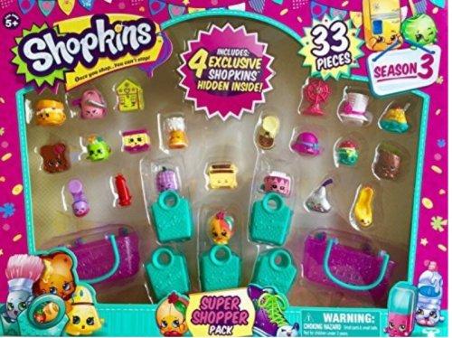 Shopkins Super Shopper Pack. £12.50 Asda in store