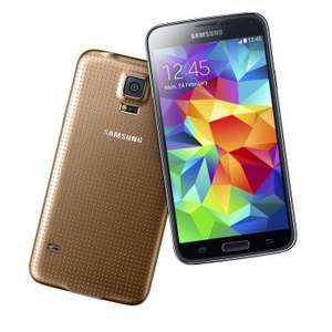 Samsung Galaxy S5 SIM-free £299 NEW (gold colour only)@ Sainsbury's (Phone Shop by Sainsbury's)