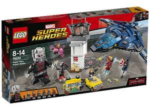 LEGO 76051 - Super Hero Airport Battle (£56) and more 20% Off @ very - free c&c