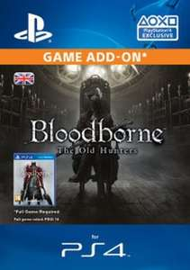 Bloodborne: The Old Hunters DLC (PS4) £14.86 @ ShopTo.net