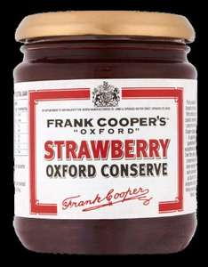 Frank Cooper's Strawberry Conserve was £0.69 now £0.10 @ B&M instore