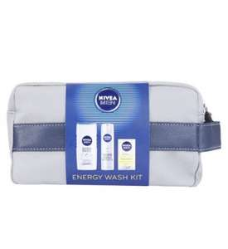 Nivea Men energy wash kit £3.60 @ Boots