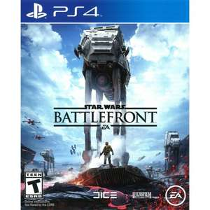 Star Wars Battlefront PS4 £24.99 IN-STORE at Sainsbury's