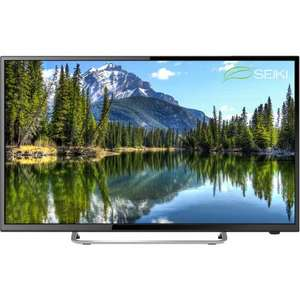 Seiki 43 inch LED TV Full HD / Freeview HD / 3 HDMI / USB Playback + Recording £179 @ AO.com (or £159 at ao.com eBay store)