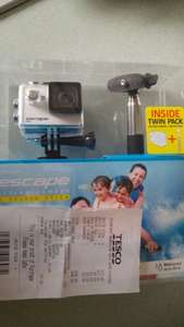 Kitvision Action Cam - Tesco Instore Yellow Tag Reduction To £17 instore @ Tesco