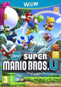 New Super Mario Bros Wii U £27.95 delivered @ Coolshop