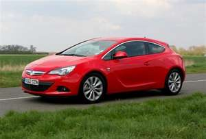 Half price New Vauxhall Astra GTC Sri Cdti Northern Motors Vauxhall