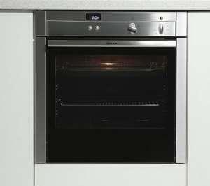NEFF B44S32N3GB Slide & Hide Electric Oven - Stainless Steel from Currys for £379
