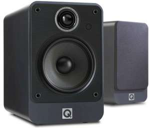 Q ACOUSTICS 2020I Speakers in Graphite £99.95 @ John Lewis and Richer Sounds