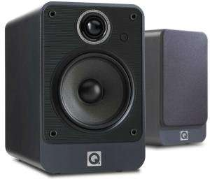 Q ACOUSTICS 2010I Speakers in Graphite £79.95 @ Richer sounds with 6 year warranty