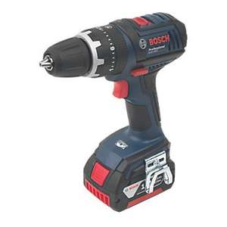 Bosch GSB 1800 18V 3Ah Li-Ion Cordless Combi Drill £89.99 @ Screwfix