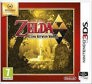 Nintendo Selects for 3DS £7.99 @ Sainsburys instore (Zelda / Mario Party / Yoshi's New Island / Starfox 64)