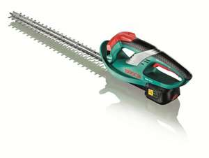 BOSCH AHS 48 LI CORDLESS HEDGECUTTER (INSTORE ONLY) possibly as cheap as £42.50 (combining 15% off bank holiday discount)