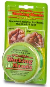 O'Keeffe's Working Hands Cream (Add on item) £4.29 @ Amazon