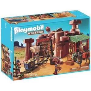 Playmobil 5246 Western Goldmine half price now £24.99 @ Argos (Amazon Price Matched)