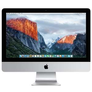Apple iMac £1199 @ johnlewis with 3 year guarantee at no extra cost.