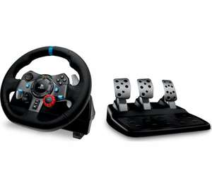 LOGITECH Driving Force G29 PS4/3 & PC OR G920 Racing Wheel £99.99 Xbox One @ Currys / PC World (28th March Only) - ALSO INSTORE! (amazon poss price match see #768) - Most stores close 8pm!