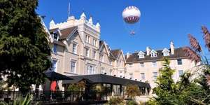 1 night Stay at The Royal Exeter Hotel Bournemouth  + Full English Breakfast + 3 course Dinner now £79 /  B&B only for £49 at Travelzoo
