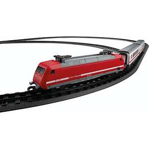 John Lewis Toy Train Set was £20 now £5 online / instore @ John Lewis (+£2 C+C)