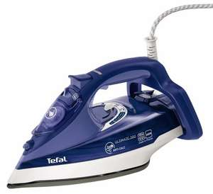 [£5.62 price drop] Tefal Ultimate Anti-Calc Steam Iron FV9630 - £50.63 at Amazon