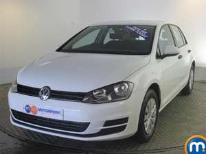VW Golf 1.2 TSI £12599 at Motorpoint