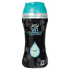 Lenor Unstoppable Fresh in-wash scent booster 375g £3 at Wilko