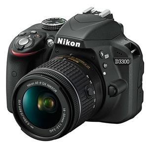Nikon D3300 Digital SLR + 18-55mm f/3.5-5.6 A-FP Non VR Lens £269 @ Jessops