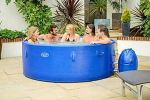 lay z spa monaco down from 699 to £414.99 @ Amazon