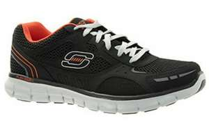 Skechers 'over haul' cushioned running shoes. £22 tkmaxx