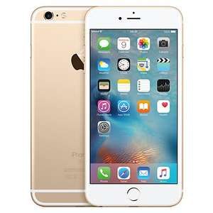 "Apple iPhone 6s Plus 5.5"" display 4G LTE SIM Free 64GB - all colours - John Lewis (Online and Instore) with 2 Year Warranty - £619"
