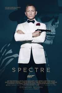Spectre (digital copy) to buy from £4.99 - Wuaki 50% off