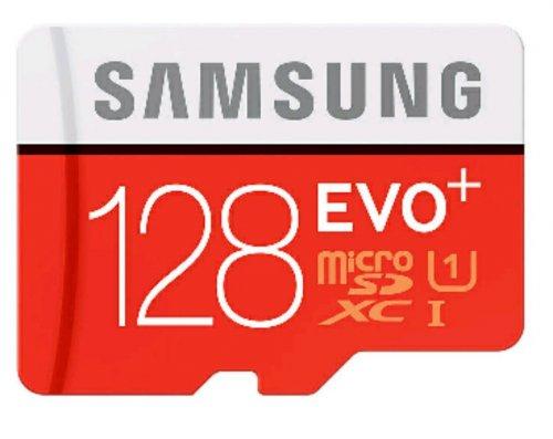 Samsung 128GB Evo+ MicroSDXC memory card £44.98 @ Kikatek