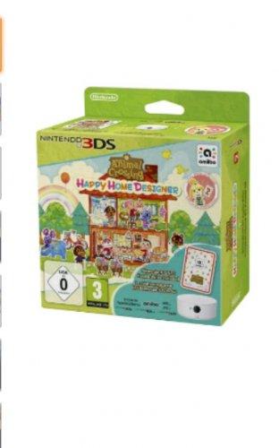 Nintendo 3ds animal crossing happy home designer with nfc reader £14.96 amazon (£16.95 non prime)