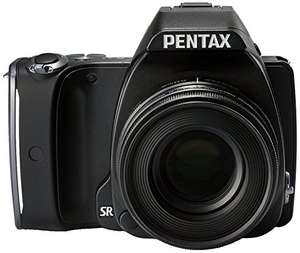 Pentax KS-1 DSLR Camera - Black (50mm Lens Kit, 20MP) £239.00 @ amazon prime