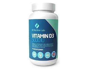 Vitamin D supplement 365 tablets £6  (Prime) / £9.99 (non Prime)  Sold by FH Supplements and Fulfilled by Amazon.