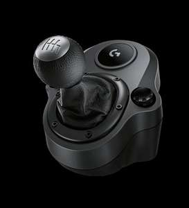 LOGITECH Driving Force Shifter FOR G29 AND G920 DRIVING FORCE RACING WHEELS  £39.99 @ Logitech uk + Free delivery