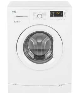 Beko WMB61432W 6Kg 1400 Spin washing machine £164.99 at Argos